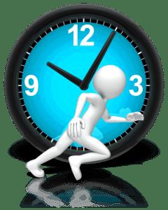 stick_figure_run_clock