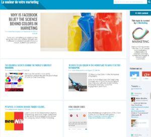 Scoop.it : la couleur de votre marketing