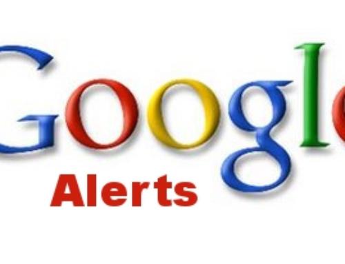 Google Alertes : un outil de veille indispensable