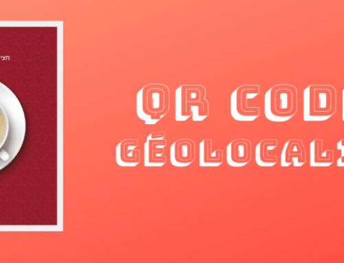 QR code et géolocalisation [vidéo]