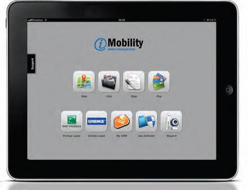 iMobility : plus qu'une appli, un concept !