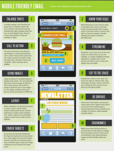 Anatomy of a Perfect Mobile Email – Litmus 2