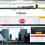 Le Monde 2013