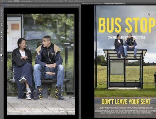 Adobe crée le buzz en Suède avec une séance photoshop live