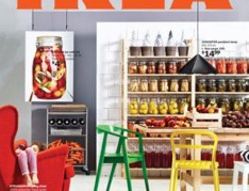 Réalité augmentée: le nouveau catalogue Ikea prend vie chez vous!