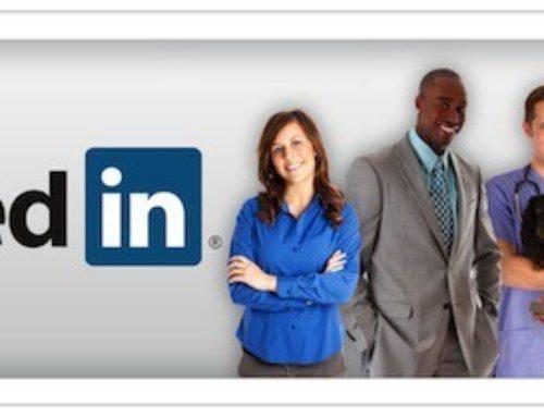 Votre entreprise sur LinkedIn