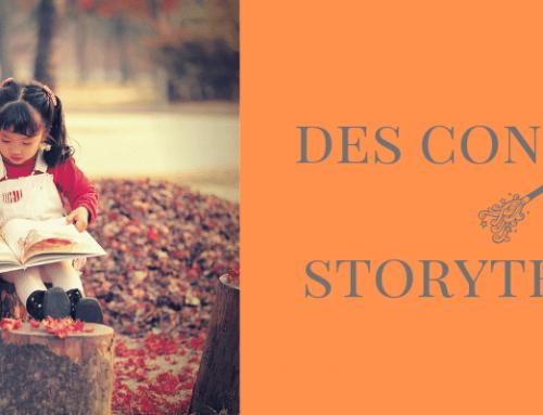 Des livres pour enfants au storytelling d'entreprise