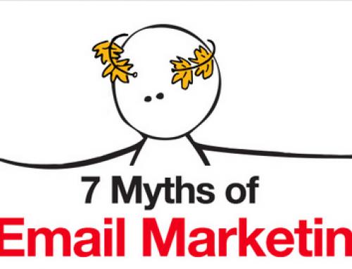 7 mythes de l'email marketing démystifiés