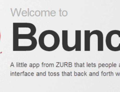 BOUNCEAPP pour commenter des pages web