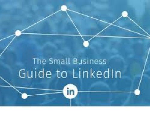 LinkedIn pour les PME | infographie + guide interactif