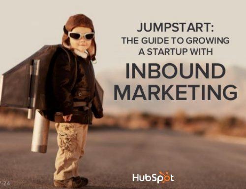 Le guide de l'inbound marketing pour les startups (et les PME).