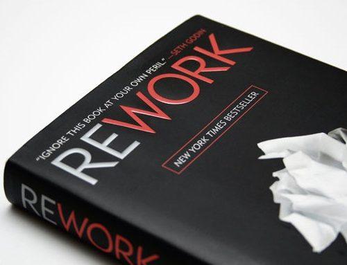 Rework – Réussir autrement