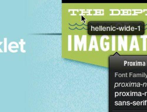 WHATFONT : outil pour identifier une police de caractère web ou PDF