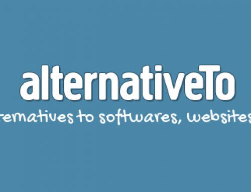 ALTERNATIVETO pour trouver des logiciels équivalents