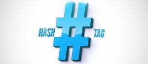 Hashtag Zeichen