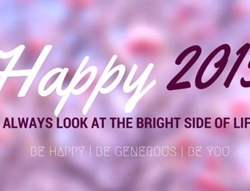 Happy 2015 à tous mes amis entrepreneurs