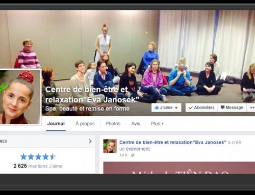 Une page Facebook: un must pour tous les commerçants et indépendants