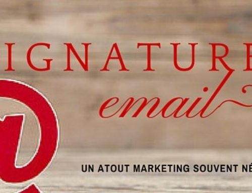 Transformez votre signature mail en atout marketing