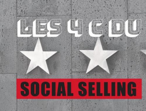 Les 4 C du social selling: vers une prospection connectée efficace
