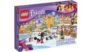 Calendrier de l'avent - Lego - 2015