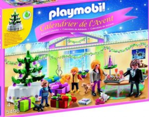 Calendrier avent Playmobil  2015