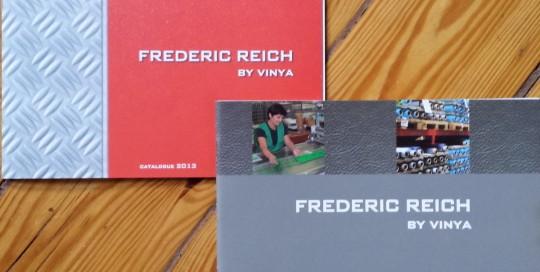 Catalogue Frédéric Reich