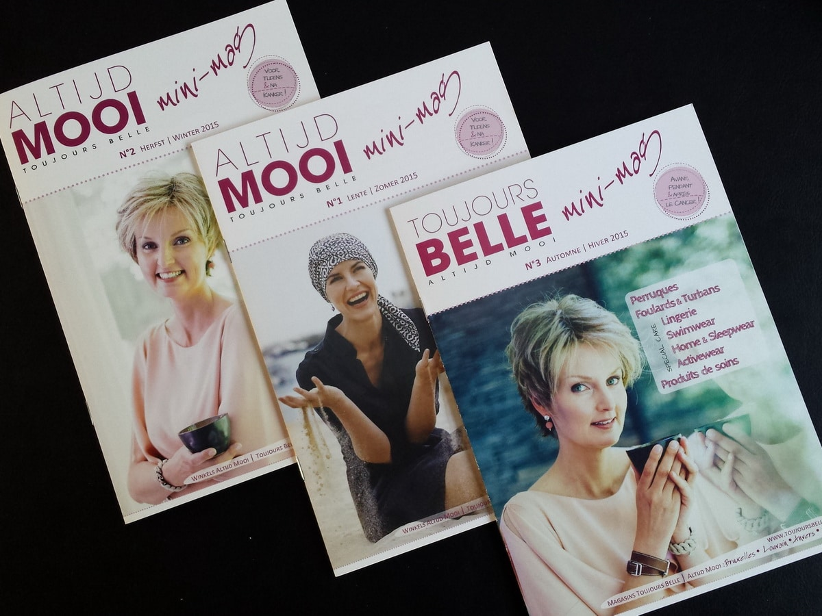 Mini Mag Toujours Belle
