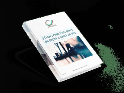 Livre Blanc: 8 étapes pour développer son business grâce au web