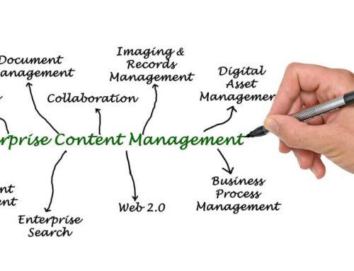 ECM, CMS, PIM & DAM: les outils de gestion des contenus de l'entreprise