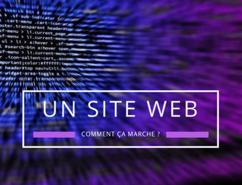 Un site web, comment ça marche ?