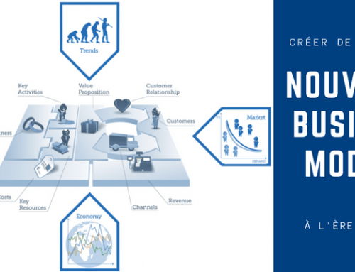 Les nouveaux business models (NBM) à l'ère digitale