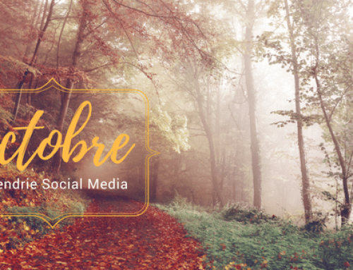 Calendrier Social Media – Octobre