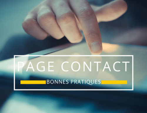 Comment optimiser la page contact de son site internet ?