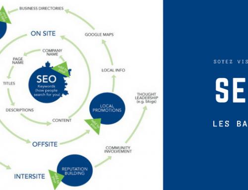 4 conseils SEO de base pour un site web visible