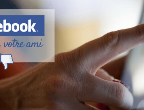 Facebook n'est pas votre ami