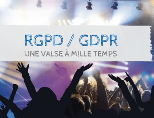 RGPD: une valse à mille temps