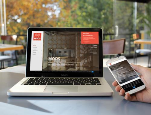 Site WordPress pour une startup