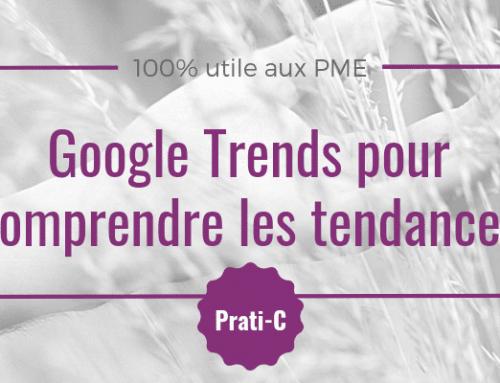 Google Trends : découvrir et comparer les tendances