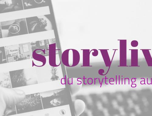 Le storytelling est mort, vive le storyliving