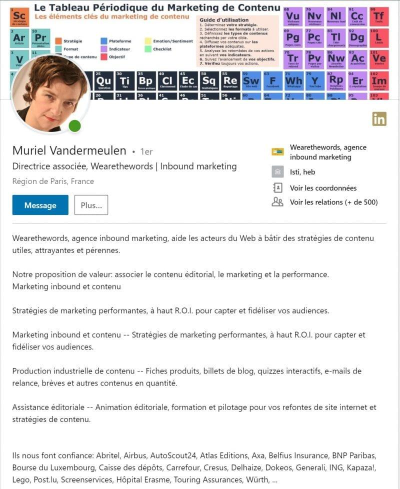 le profil linkedin d u2019un entrepreneur en 12  u00e9tapes
